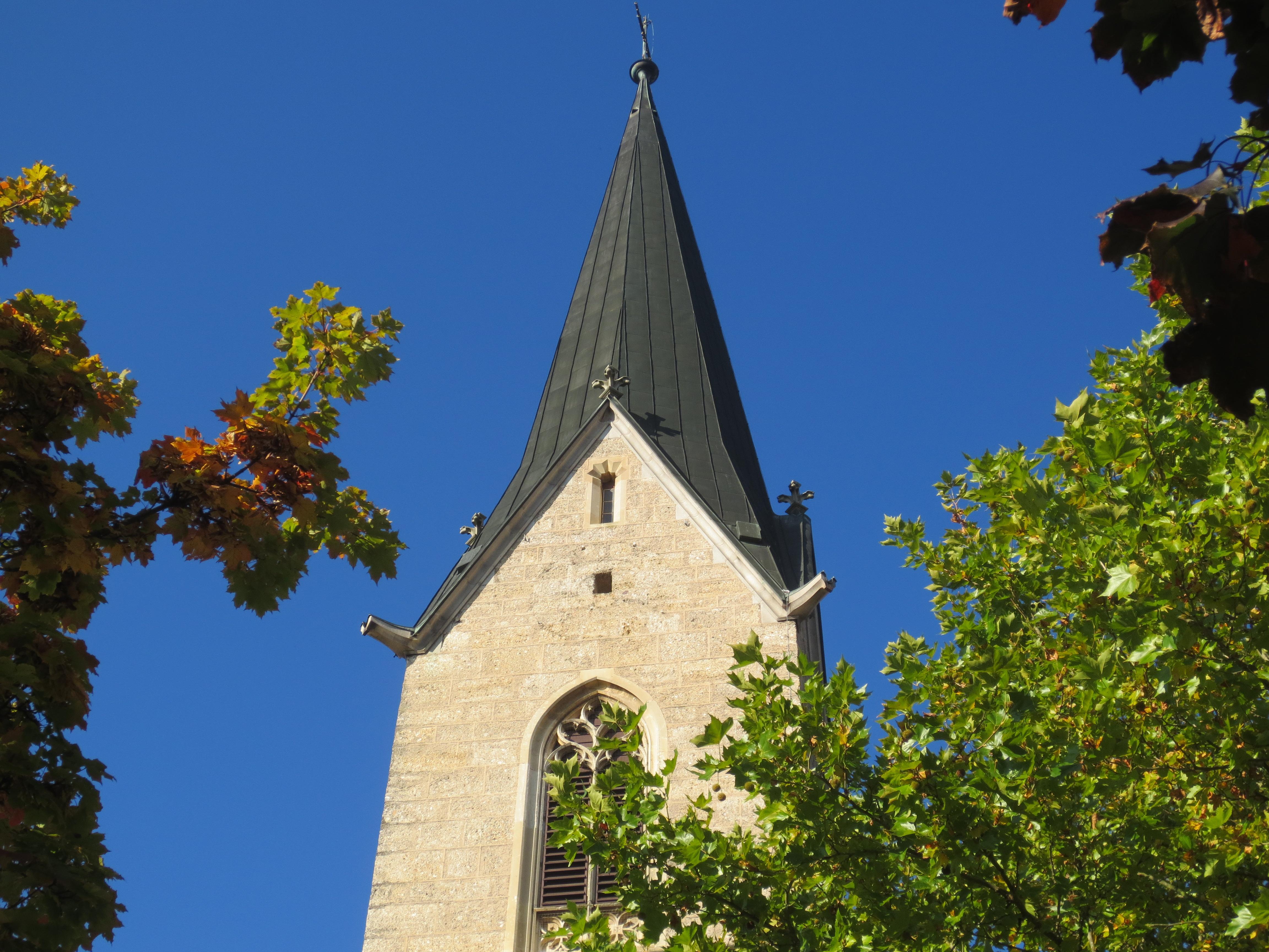 Kirchturm2014