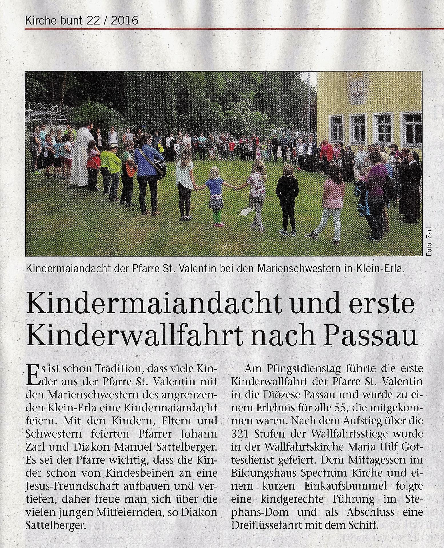 KinderwallfahrtKircheBunt2016