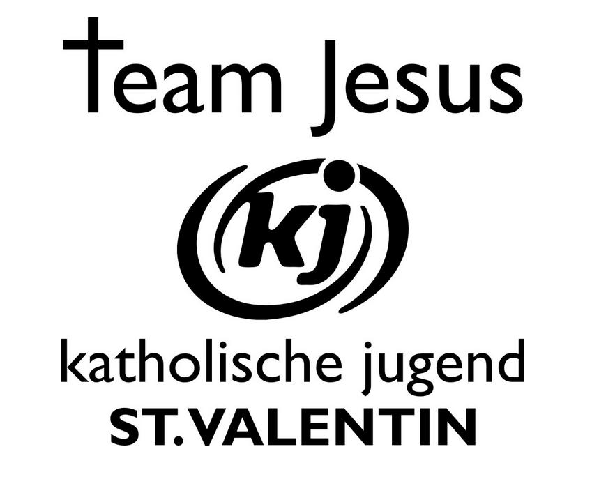 Logo vom Team Jesus Katholische Jugend St. Valentin