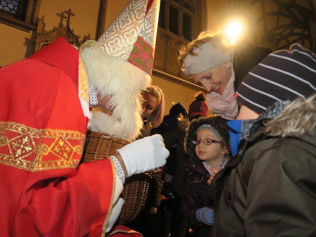 Nikolaus Kindergottesdienst